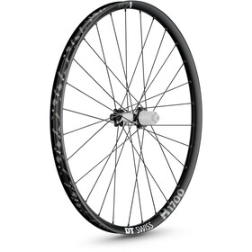 "DT Swiss H 1700 Spline Achterwiel 27.5"" Disc 6-bouts 148/12mm Thru-Axle 35mm MicroSpline, black"